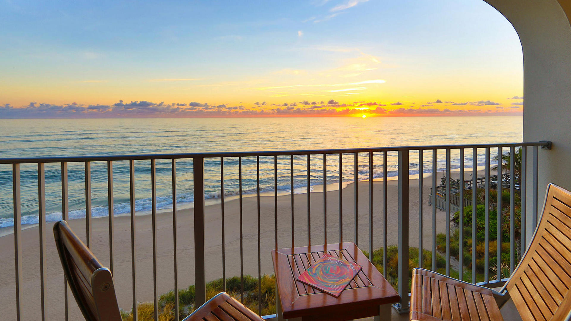 Oceanfront rooms in vero beach